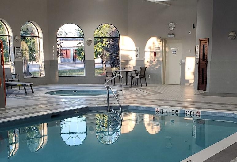 Best Western Plus Executive Inn, Toronto, Indoor Pool
