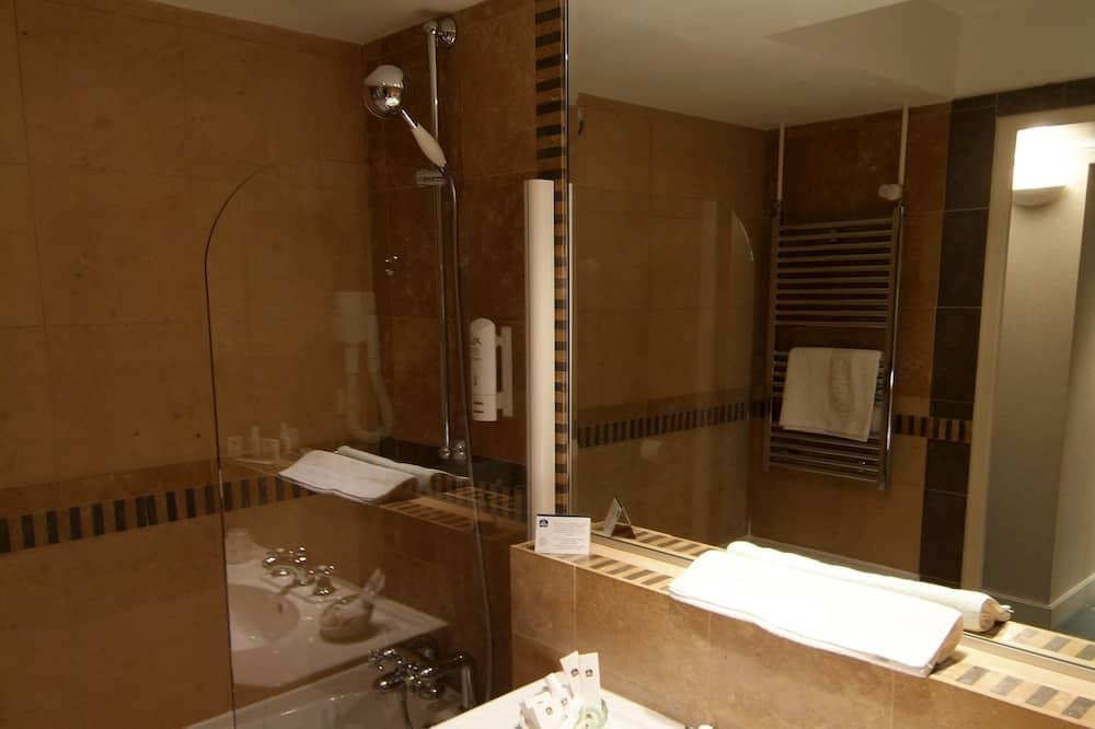 Superior-Doppelzimmer, 1 Doppelbett (Privilege) - Badezimmer