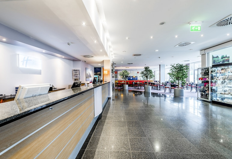 Holiday Inn Express Frankfurt Airport, Mörfelden-Walldorf, Lobby