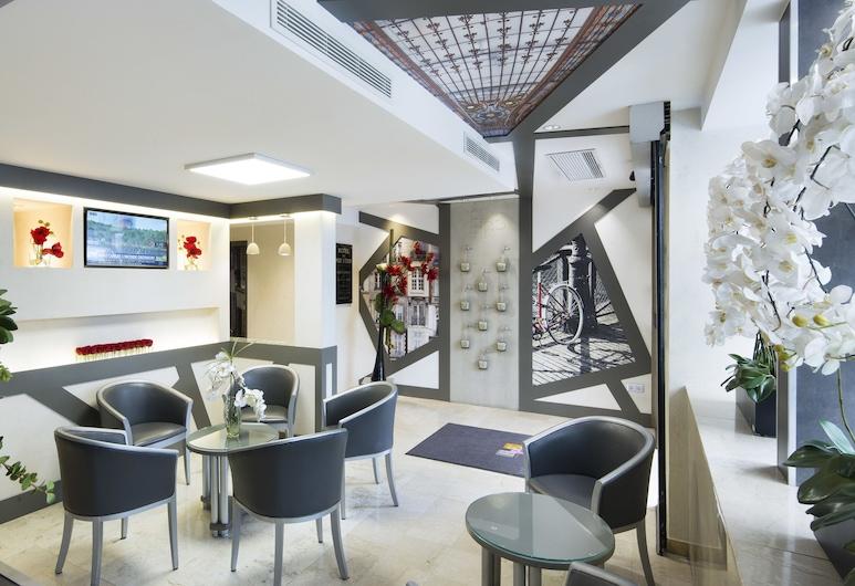 오텔 듀 플라 데탕, 파리, 로비 좌석 공간