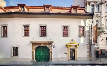 Slika: Hotel Elite ‒ Prag
