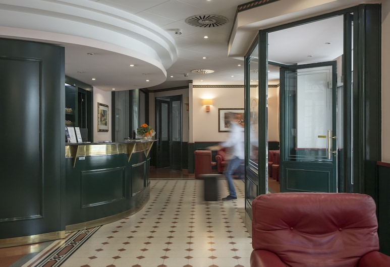 Hotel Montreal, Ragusa, Sala de estar en el lobby