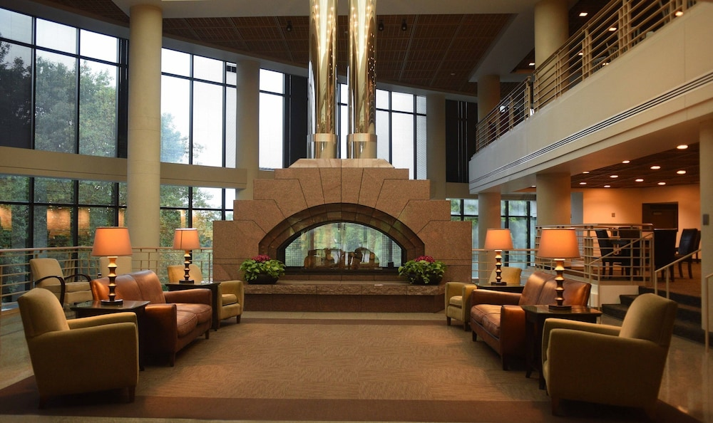 Oak Ridge Hotel And Conference Center Chaska Interior Entrance