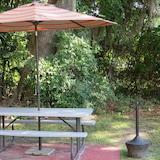 Área de parrillas o picnic