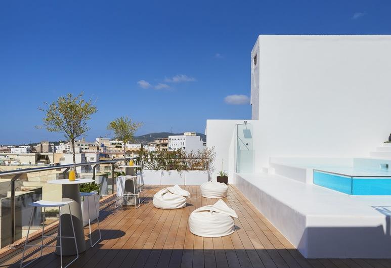 INNSiDE by Melia Palma Center, Palma de Mallorca, Kolam Atas Bumbung