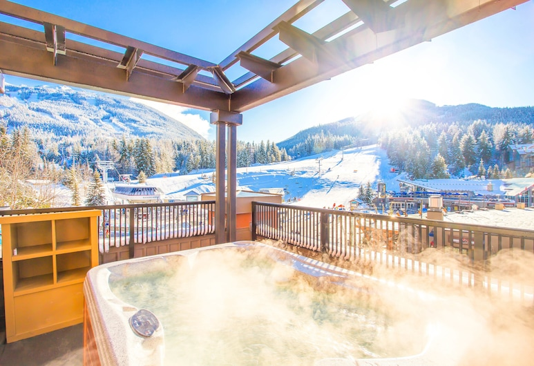 Sundial Boutique Hotel, Whistler, Suite, 1 Bedroom, Hot Tub, Terrace/Patio