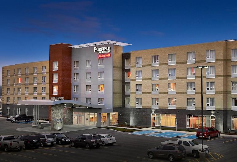 Fairfield Inn & Suites by Marriott St. John's Newfoundland, Saint-Jean de Terre-Neuve