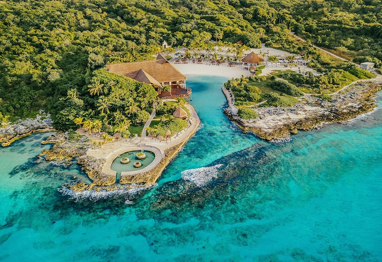 Occidental at Xcaret Destination - All Inclusive, Playa del Carmen, Aerial View