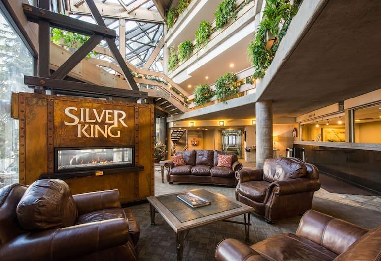 Silver King Hotel by All Seasons Resort Lodging, Παρκ Σίτι, Καθιστικό στο λόμπι