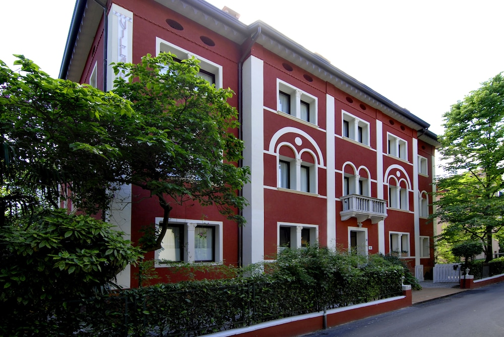 Hotel Villa Pannonia, Venice