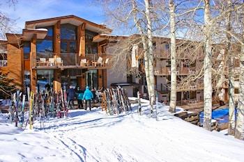 Snowmass Village bölgesindeki Snowmass Mountain Chalet resmi