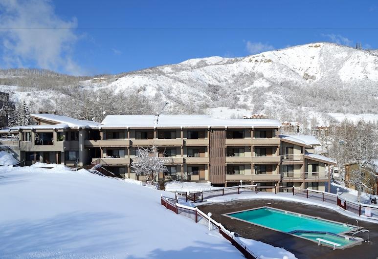 Pokolodi Lodge, Snowmass Village, Hotelgelände