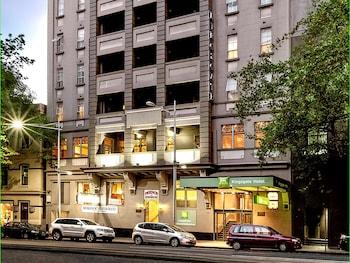 Fotografia do ibis Styles Kingsgate em Melbourne
