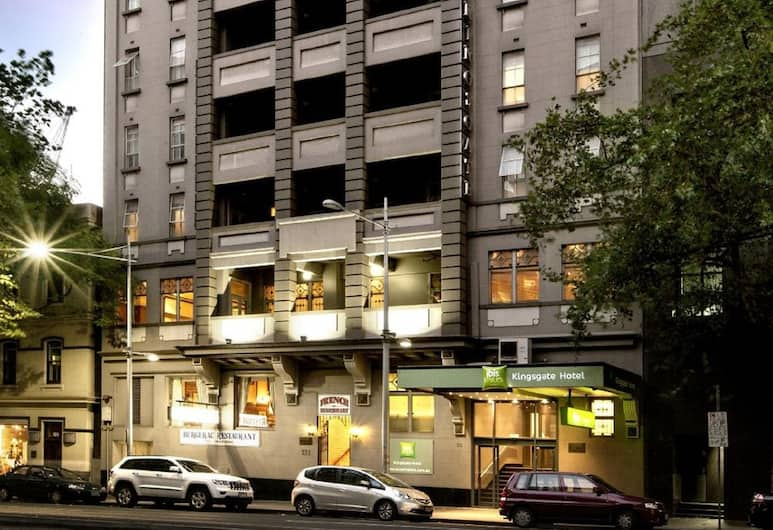 ibis Styles Kingsgate, Melbourne, Pohľad na hotel