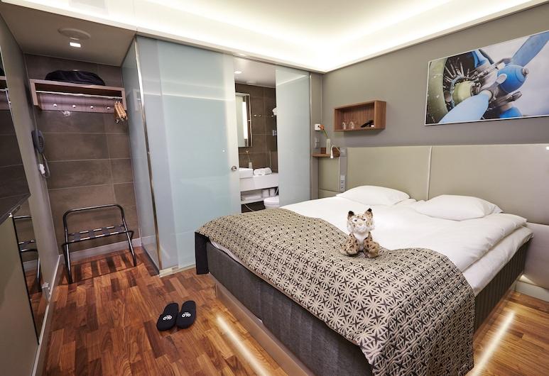 GLO Hotel Helsinki Airport, Vantaa, GLO Smart 160 cm bed, Herbergi