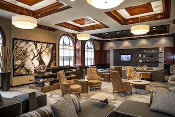 諾福克諾福克市區萬怡酒店的圖片
