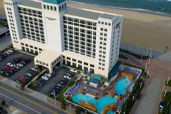 維吉尼亞海灘維吉尼亞海灘海濱 37 號大街北萬怡飯店的相片