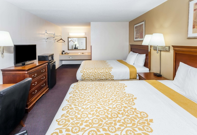 Days Inn by Wyndham Fort Wayne, Fort Wayne, Habitación, 2 camas Queen size, para no fumadores, Habitación