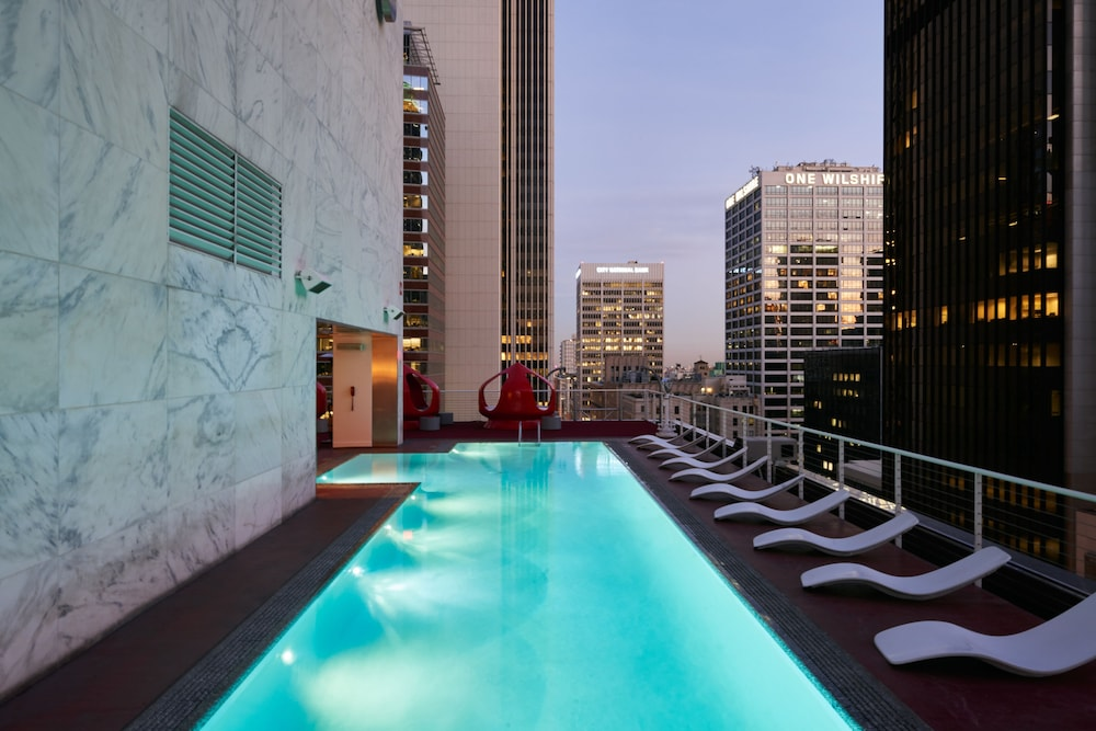 Book The Standard Downtown La In Los Angeles Hotels Com