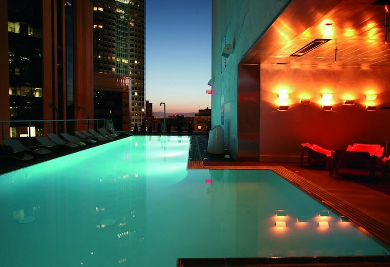 The Standard Downtown LA, Los Ángeles, Vista desde el hotel