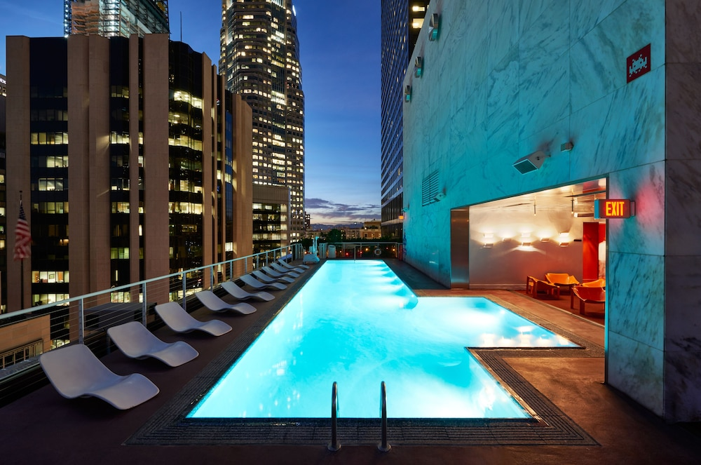 The Standard Downtown La Los Angeles