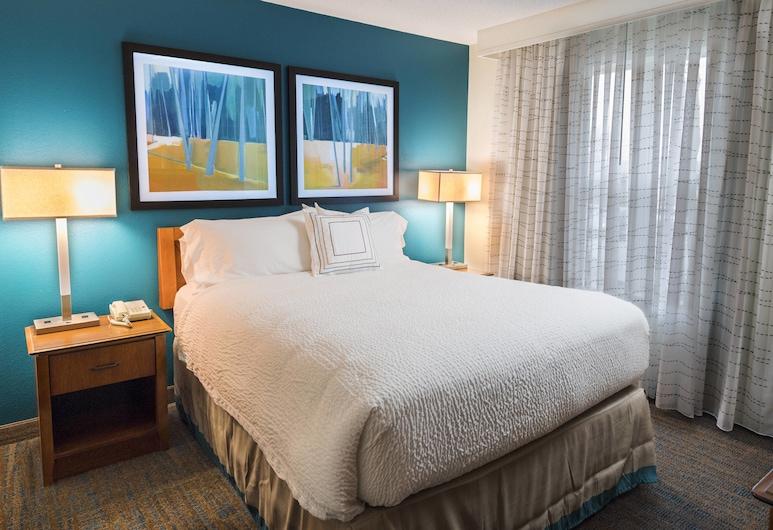 Residence Inn by Marriott Huntsville, Huntsville, Stuudio, 1 lai voodi ja diivanvoodi, Tuba