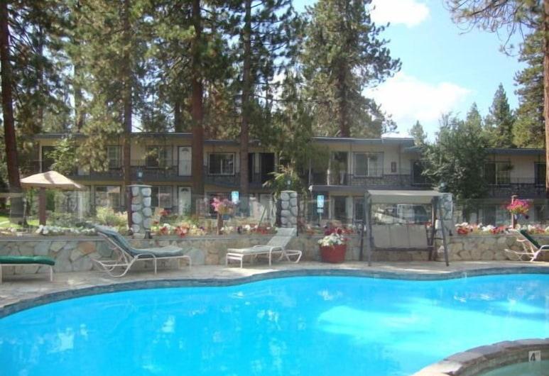 The Americana Village, South Lake Tahoe, Εξωτερική πισίνα
