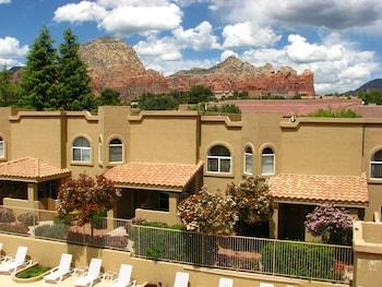 Sedona bölgesindeki Sedona Springs Resort, a VRI resort resmi
