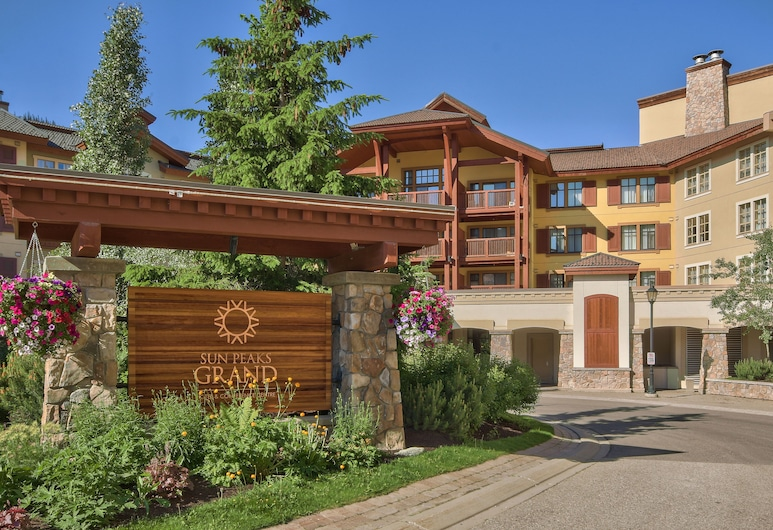 Sun Peaks Grand Hotel & Conference Centre, Сан-Пікс