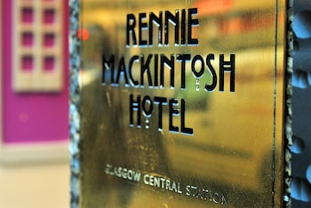 Picture of Rennie Mackintosh Station Hotel in Glasgow