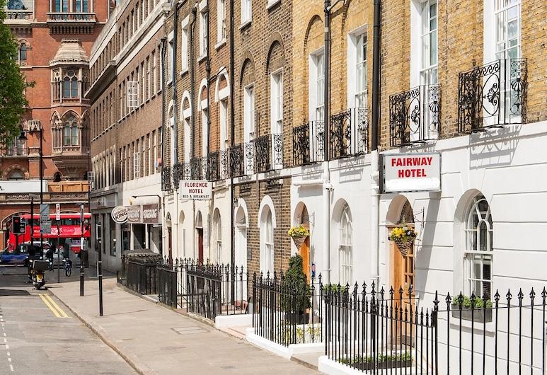 航道酒店, 倫敦, 外觀