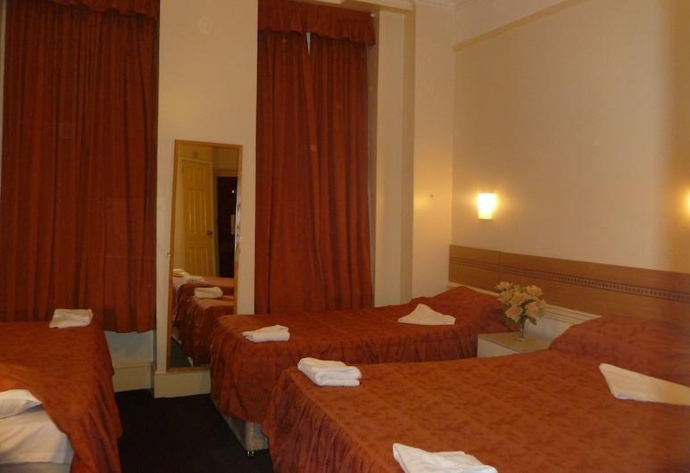 Grenville Hotel, London, Zimmer