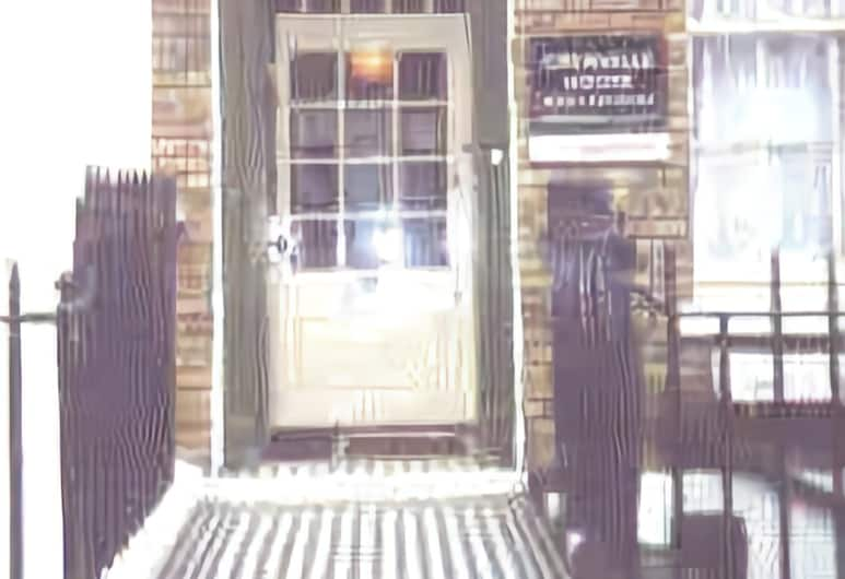 Grenville Hotel, London, Hotel homlokzata