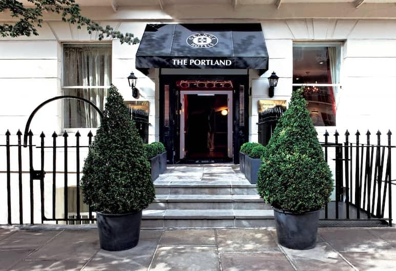 Grange Portland, London, Hotelfassade