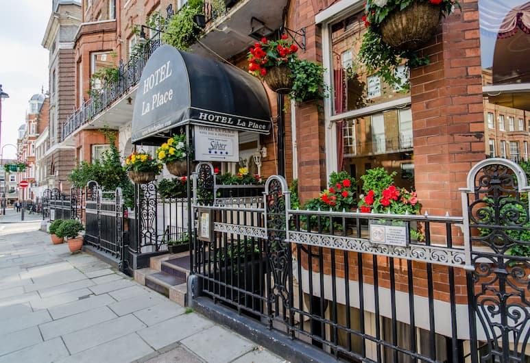 拉普雷斯酒店, 倫敦