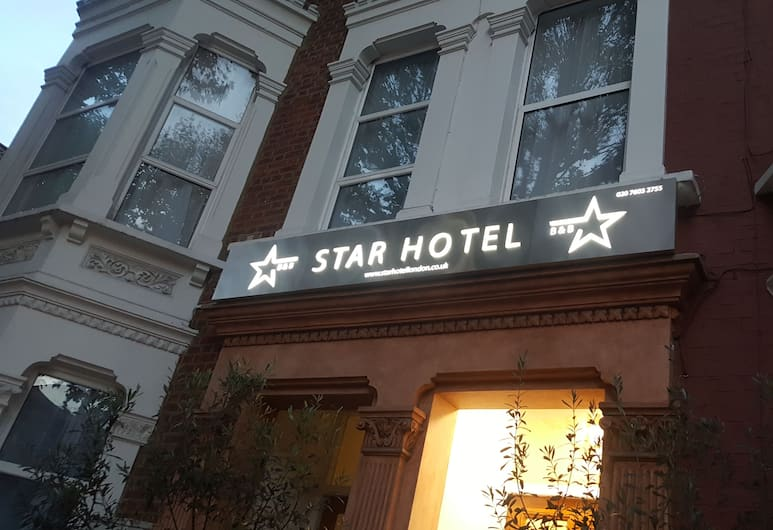 Star Hotel Bed & Breakfast, London