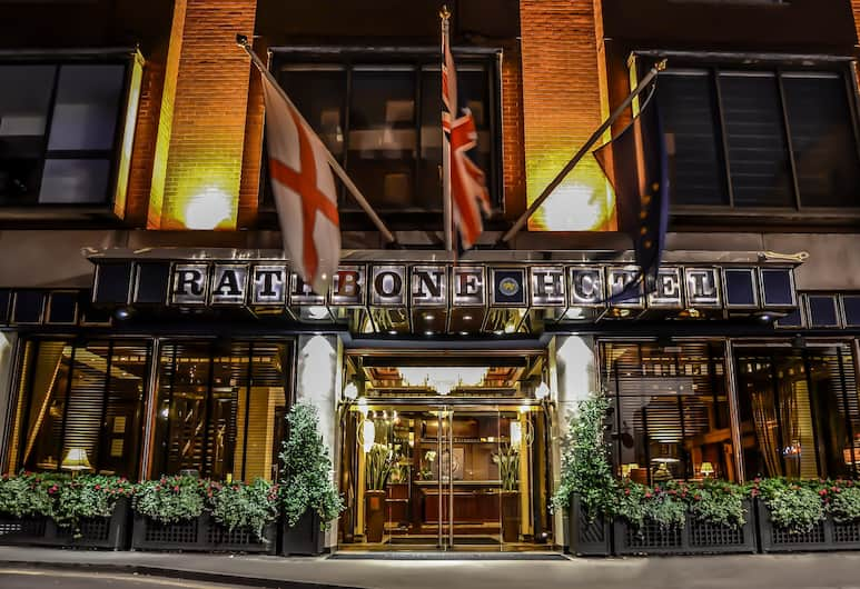 Rathbone Hotel, London, Exterior