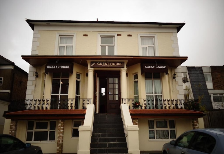 Aron Guest House, London