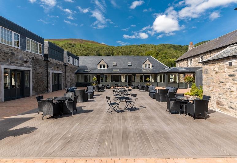 Dunalastair Hotel Suites, Pitlochry, Dziedziniec