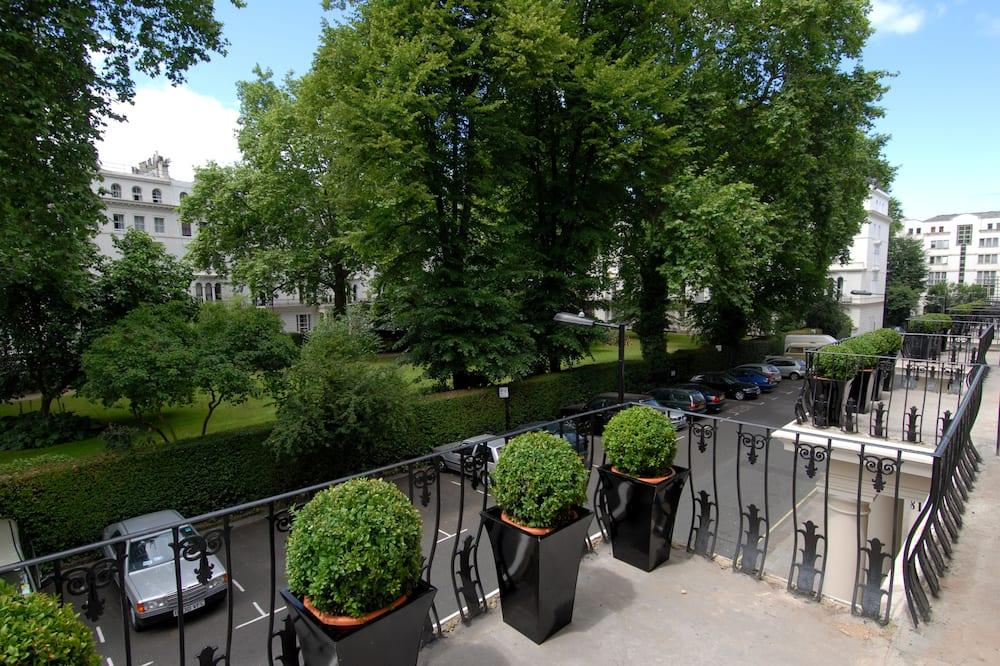Dvivietis kambarys, vaizdas į sodą - Vaizdas į sodą