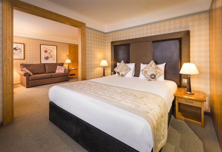 Copthorne Hotel Slough Windsor, Slough, Σουίτα (Studio), Δωμάτιο επισκεπτών