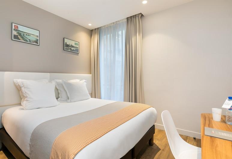 Hôtel Magenta 38 by Happyculture, Paris, Classic Double Room, Guest Room