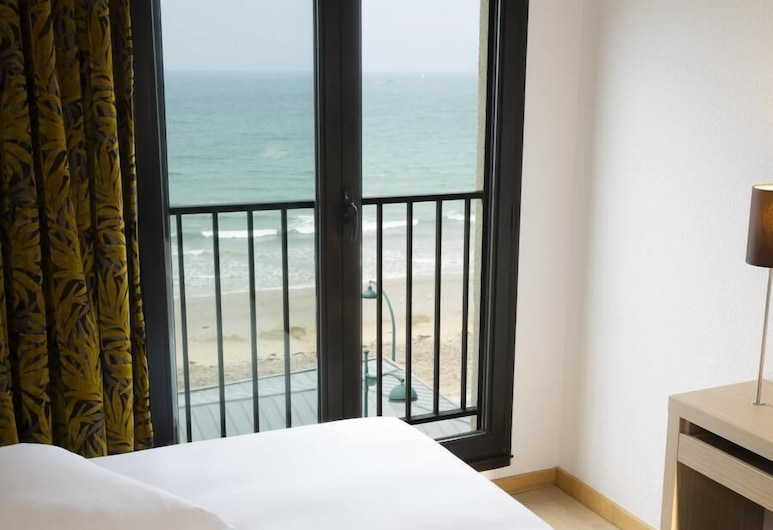 Escale Oceania Saint-Malo, Saint-Malo, Family Room, Sea View, Guest Room View