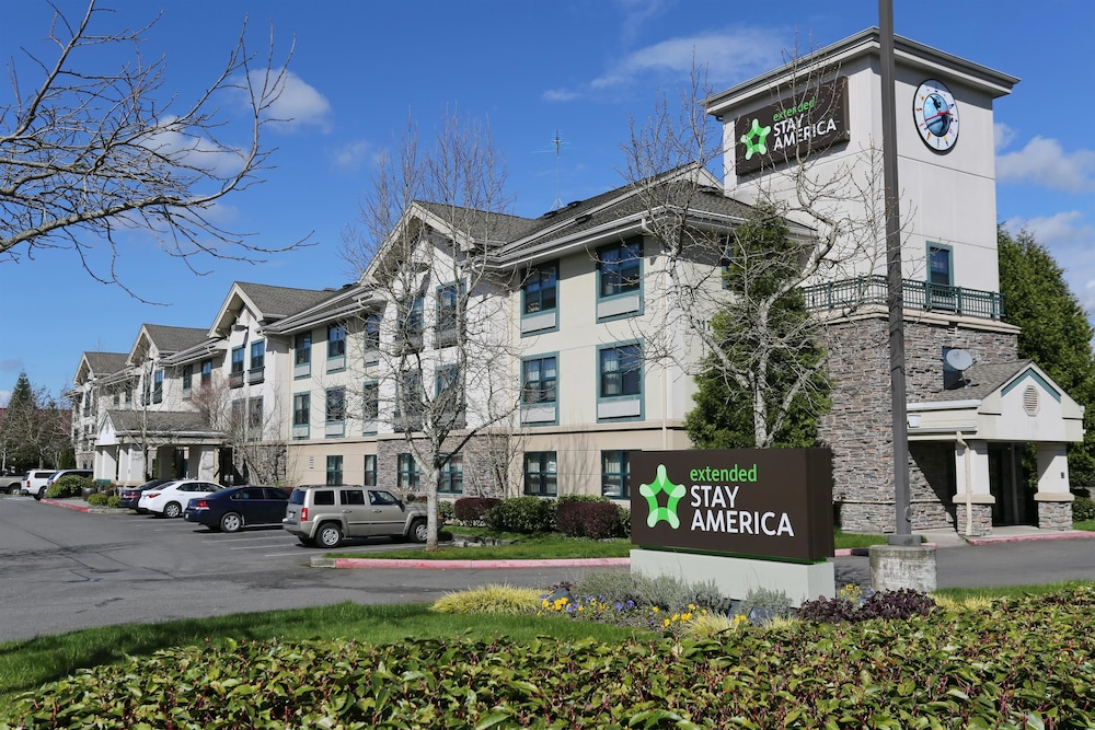 Extended Stay America Seattle Mukilteo