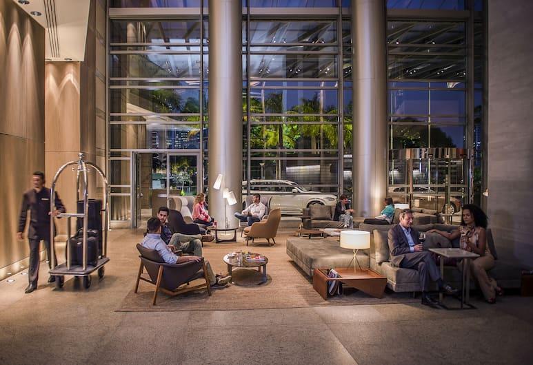 Grand Hyatt Sao Paulo, Sao Paulo, Lobby Lounge
