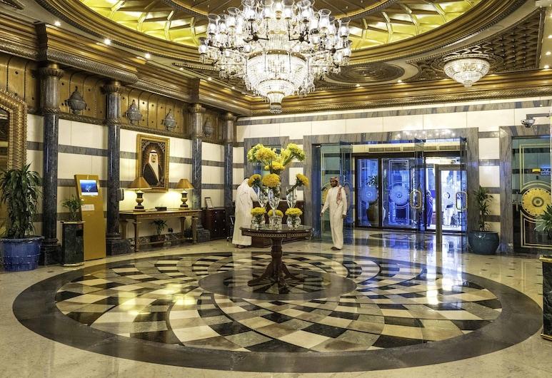 達爾哈洲際飯店, 麥加, 大廳