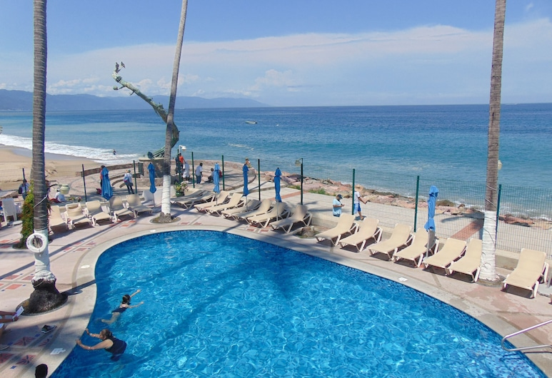 Rosita Hotel, Puerto Vallarta, Útsýni frá hóteli