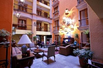 Guadalajara bölgesindeki Hotel Santiago de Compostela resmi