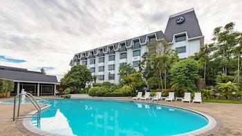 Picture of Distinction Rotorua Hotel and Conference Centre in Rotorua