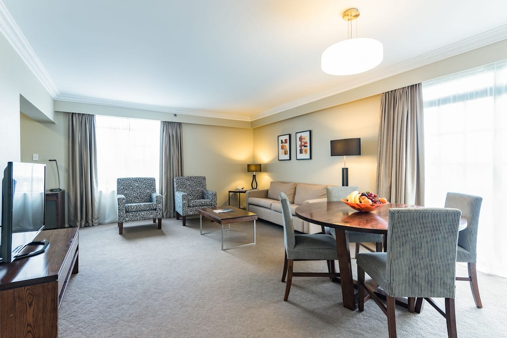 Suite – executive - Oppholdsområde